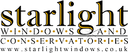 Starlight Windows – Professionally installed high quality PVCu double glazing, conservatories, doors, composite doors in the Newton Aycliffe, Darlington and Durham areas